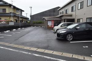 月極無料の駐車場